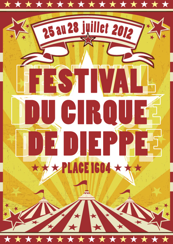 FESTIVAL DE CIRCQUE DE DIEPPE 2