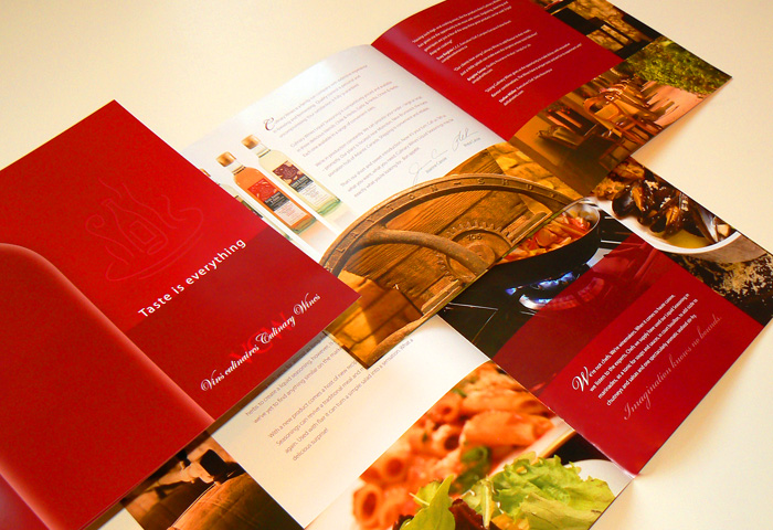 Brochure - Vins Culinary Wines