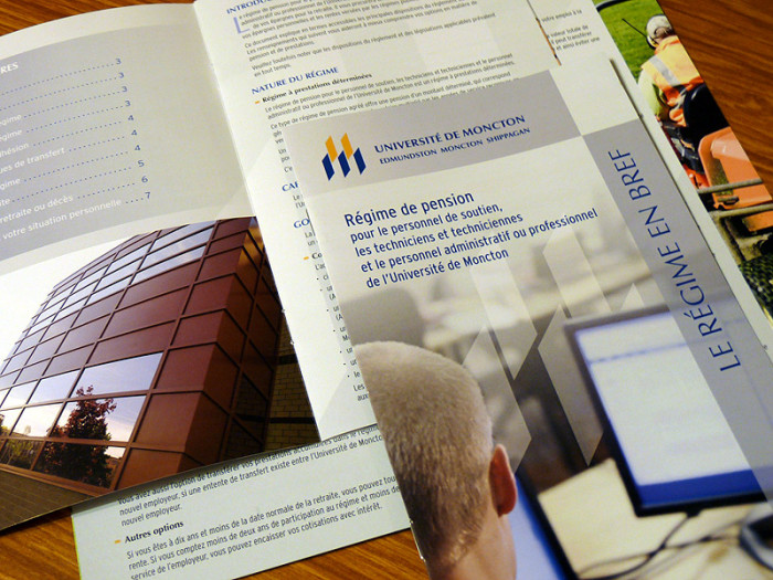 Brochure - Université de Moncton
