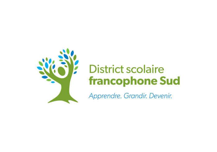 Logo - District Scolaire francophone Sud