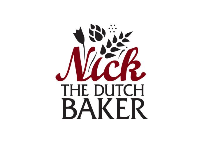 Logo - Nick The Dutch Baker