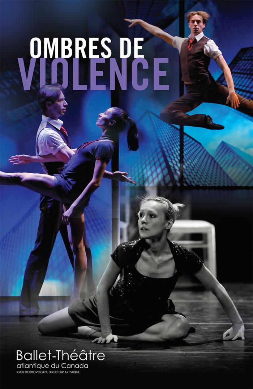Poster - Ombres de violence