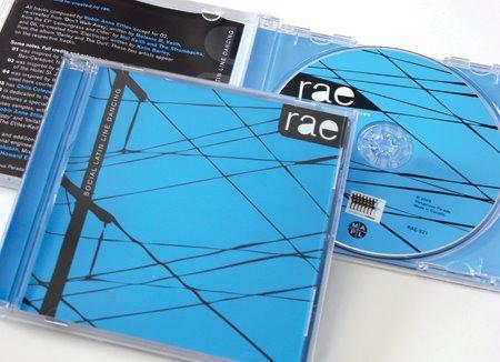 CD - Social Latin Line Dancing, RAE