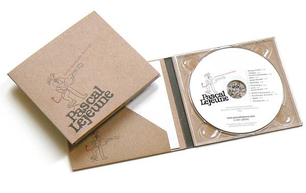 CD - Le commun des bordels, Pascal Lejeune