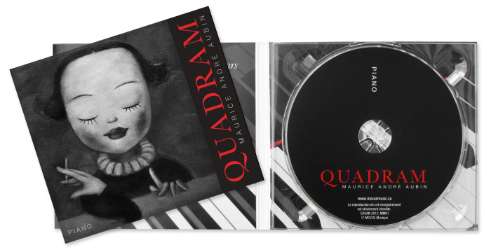 CD - Quadram, Maurice André Aubin