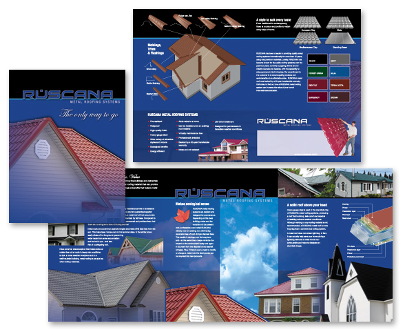 Pocket Folder - Ruscana Building Products