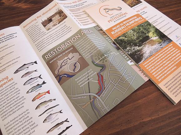 Brochure - Sentinelles Petitcodiac Riverkeeper