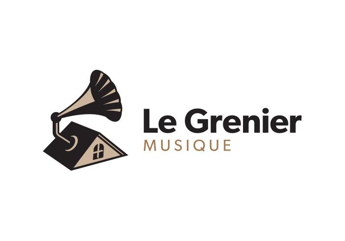 Logo, Le Grenier Musique