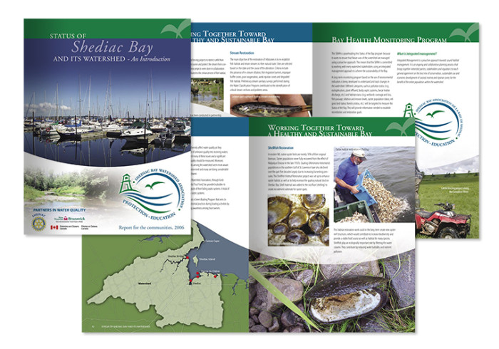Report - Shediac Bay Watershed Association