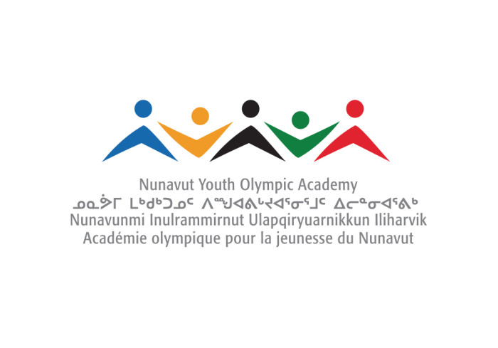 Logo - Nunavut Youth Olympic Academy