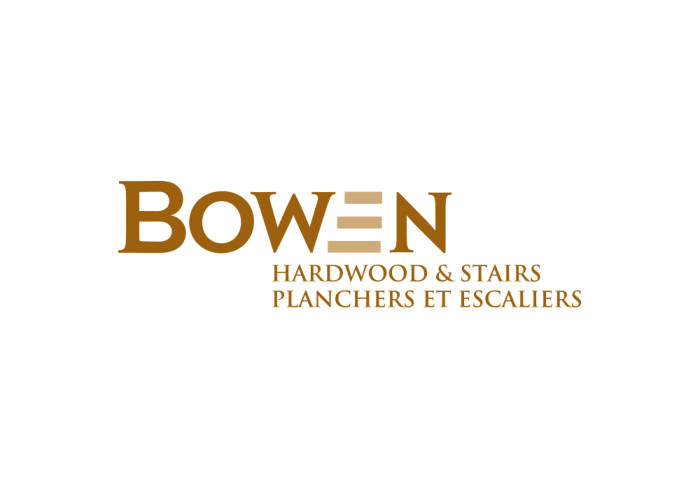 Logo - Bowen Hardwood and Stairs