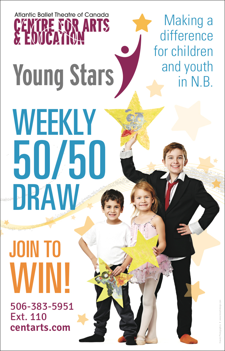 poster Young Stars EN 11x17