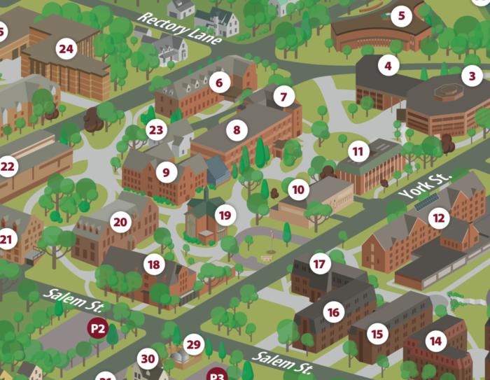 Illustration: Client: Mount Allison University